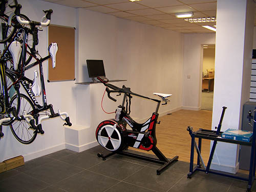 Watt Bike in our Bathgate store