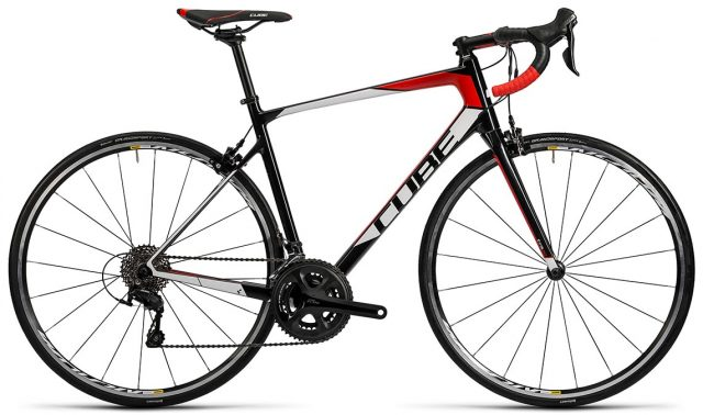 Cube Attain GTC Carbon Road BIke