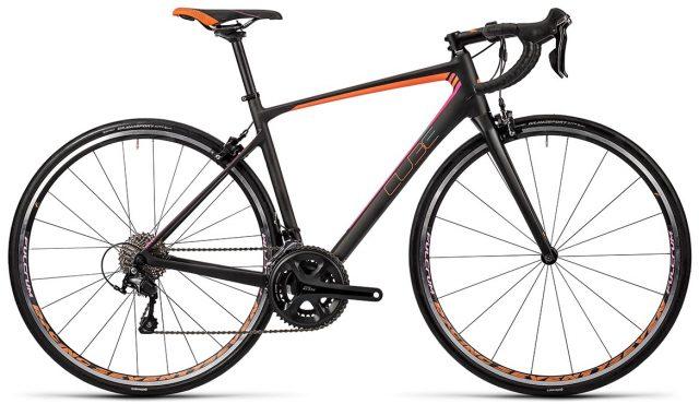 Cube-Axial WLS GTC Pro Road Bike