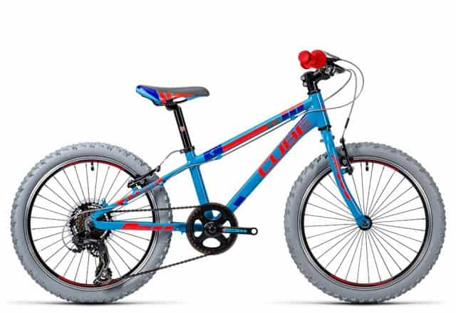 Kid 200 blue red