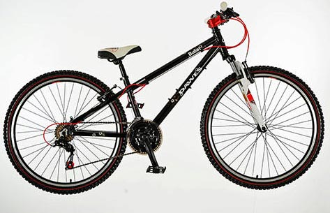 Bullet 26 Inch Mountain Bike
