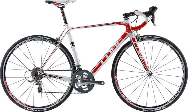 Cube Agree GTC CD20 Road Bike