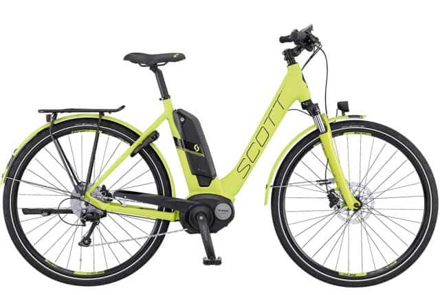 Scott E-Sub Tour E-Bike