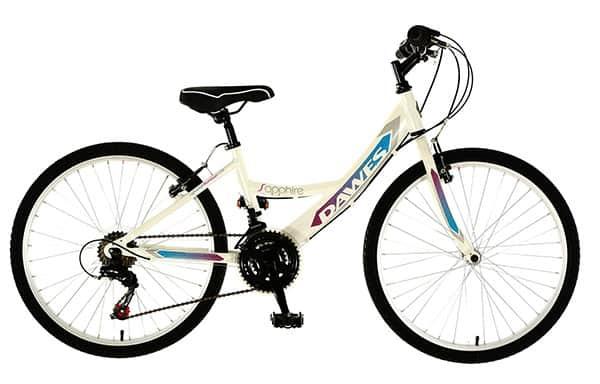 Sapphire 24 inch bike