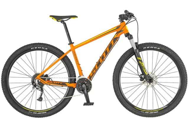 Aspect 940 Orange Yellow