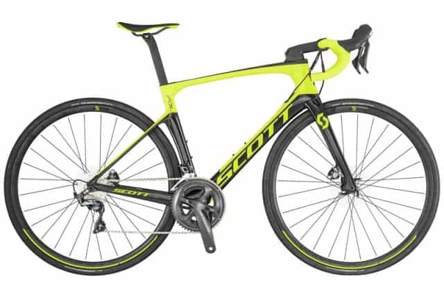 Foil 20 Disc Yellow Black